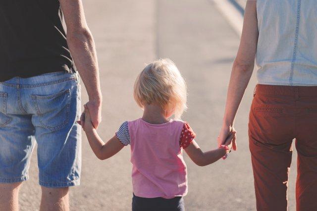 Trennung, Eltern, Kinder