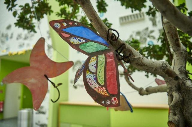 Tag der kleinen Forscher, Schmetterlinge in der Botanika