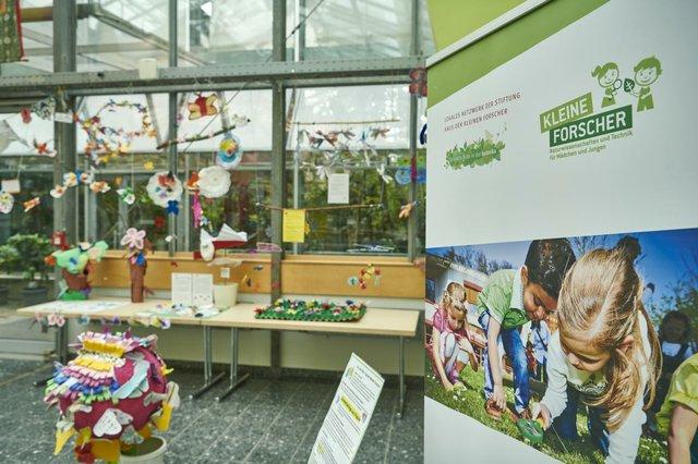 Tag der kleinen Forscher, Ausstellung in der Botanika