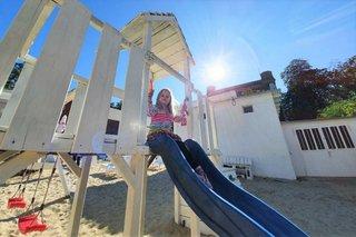 Gastrotest: Mit Kind im Beach Club White Pearl