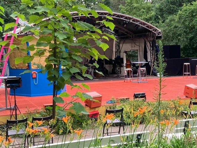 Theatergarten in den Wallanlagen, Kindertheatertage