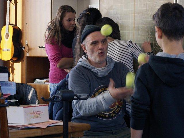 Filmtipp: Herr Bachmann und seine Klasse