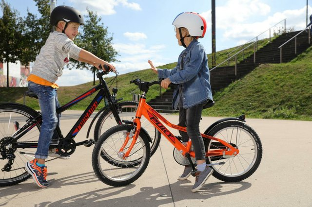 Fit für den Schulweg per Rad