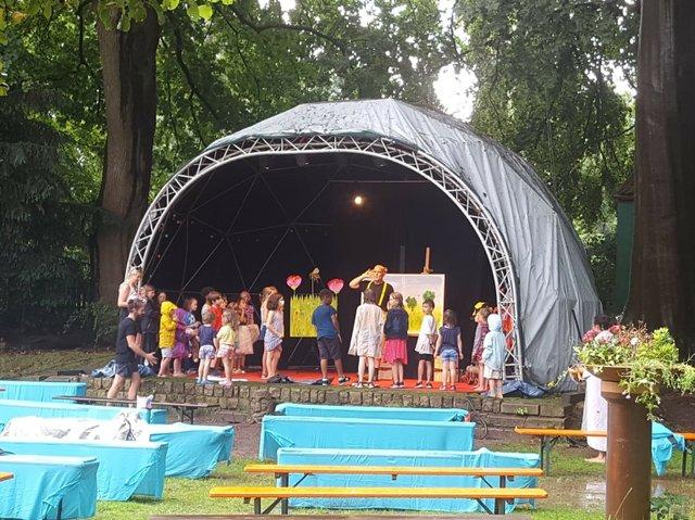 Nachhaltiges Theater für Kinder, Potztausendschön