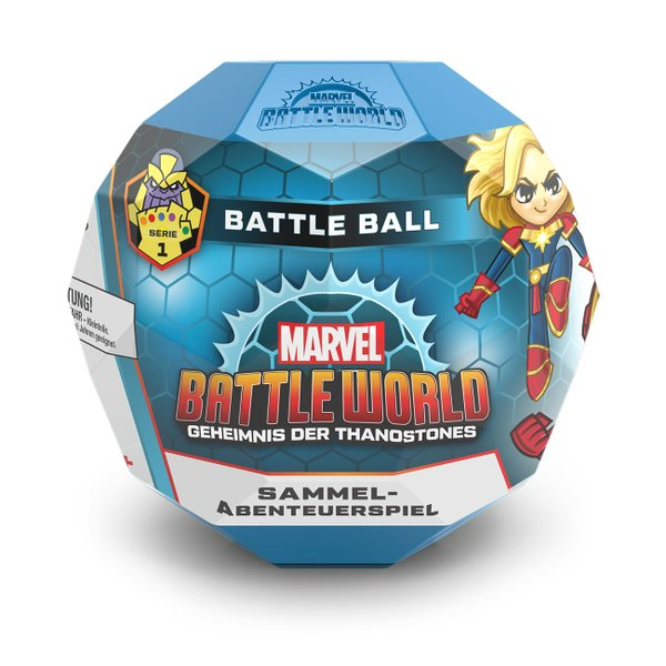 Marvel BattleBall