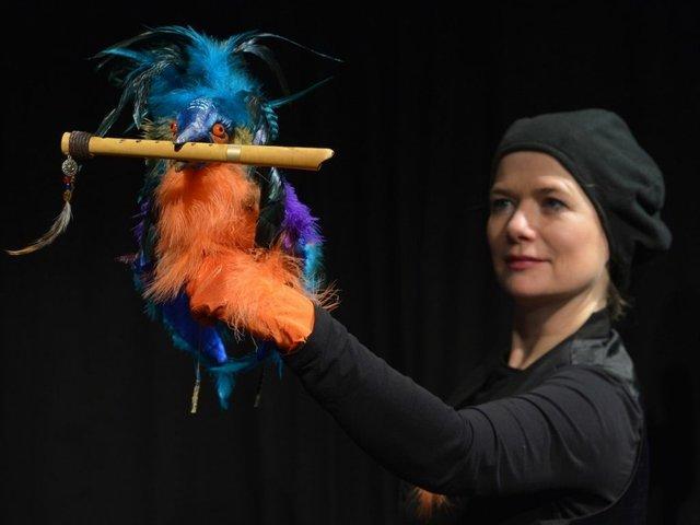 Kokopelli - ein seltsamer Vogel