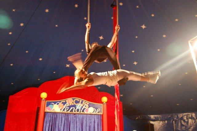 Zirkusschule Seifenblase