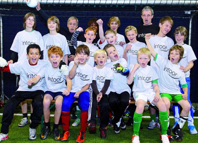 intoor-Fussballcamp, Intoor In der Sportwelt