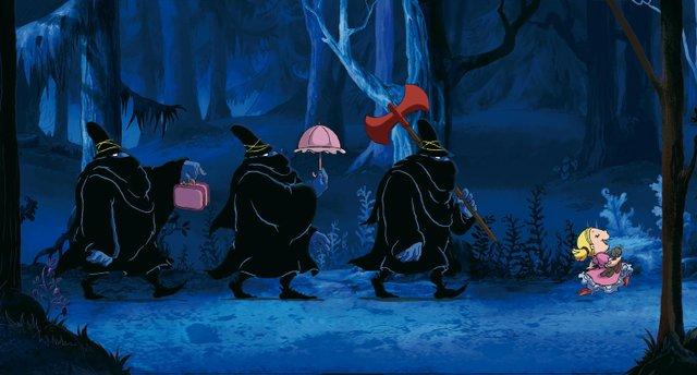 die drei Räuber, Cinemäxchens Knopfkino