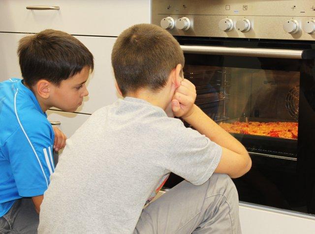 Kochkurs für Kinder, Freilichtmuseum