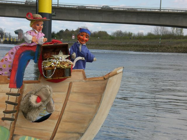 Kasper und der Schatz des Wassermannes, Bremer Kaspertheater
