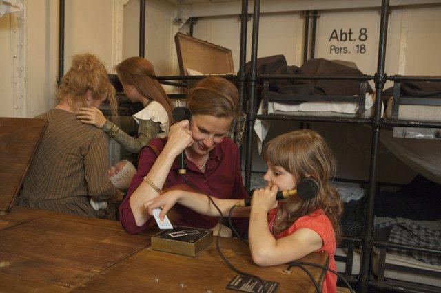 Führung für Kinder, Deutsches Auswandererhaus