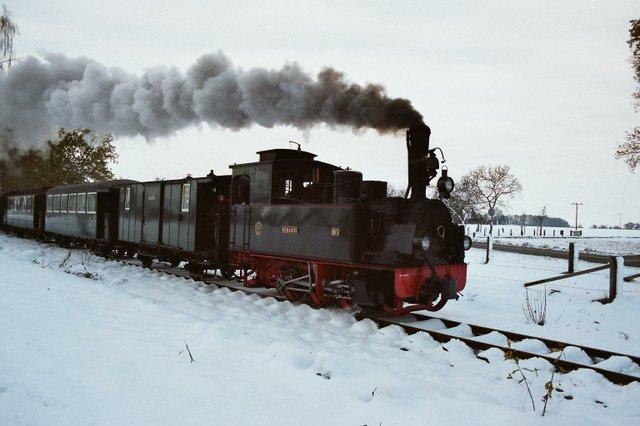 Museumseisenbahn Bruchhausen-Vilsen