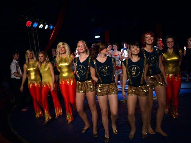 Internationales Jugend-Circus-Festival