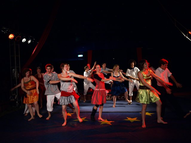 Internationales Jugend-Circus-Festival
