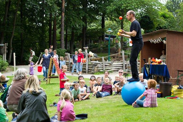 Auf die Plätze, fertig, los! Mit den Kindern in den Frühling, Wildpark Lüneburger Heide