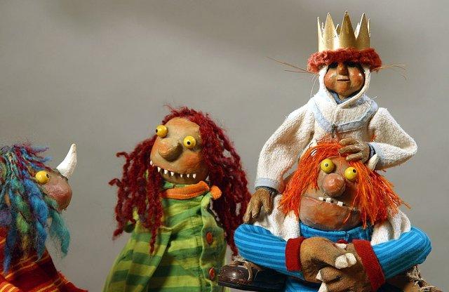 Wo die wilden Kerle wohnen, Figurentheater Bremerhaven