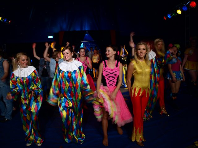 bridgesforyouth, Jugend-Circus-Festival