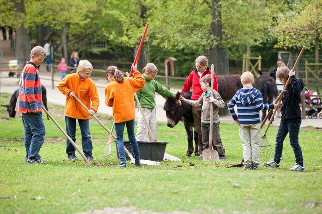 Juniortierpfleger-Diplom, Wildpark Lüneburger Heide
