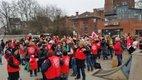 Warnstreik Erzieher Bremen