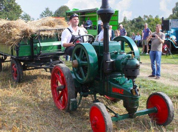 Traktorentreffen, Freilichtmuseum am Kiekeberg