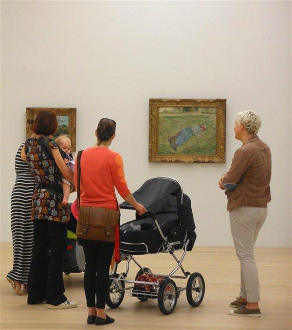 Kunst und Baby, Kunsthalle Bremen