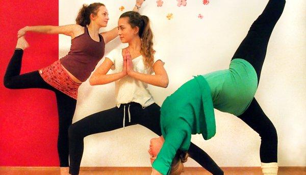 Yoga 4 Teens, Vinya Loft
