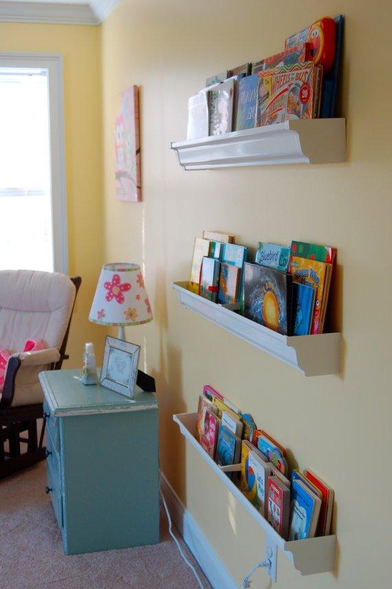 17 Kreative Bücherregale - kinderzeit-bremen.de