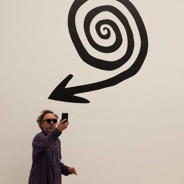 Tim Burton im Max Ernst Museum_13.08.2015.JPG