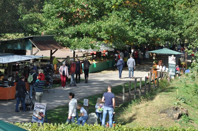Herbstmarkt im LandPark Lauenbrück