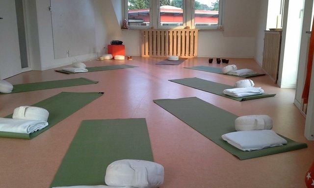 Ein Nachmittah für mich, Yogagarten Bremen