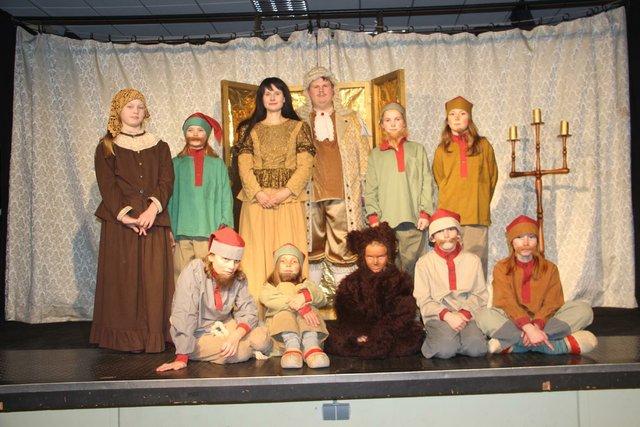 Schneewittchen, Theater 62
