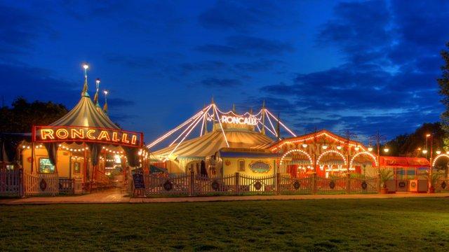 Circus Roncalli 2015