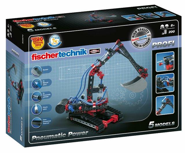 Fischertechnik, Adventskalender 2015