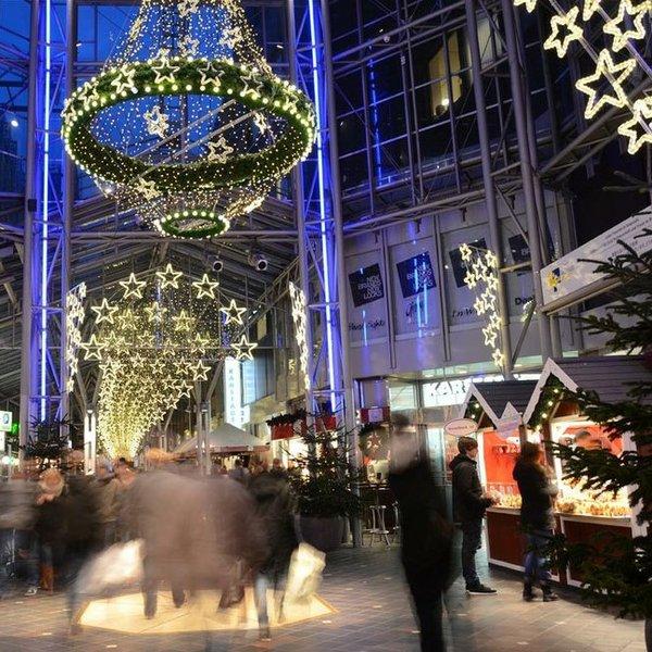 Weihnachtsmarkt Lloydpassage