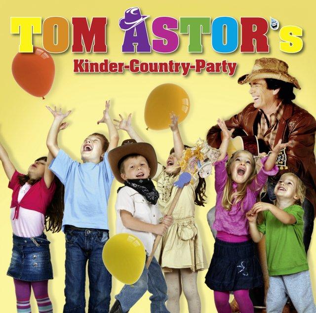 Country-Musik für Kids, Tom Astor
