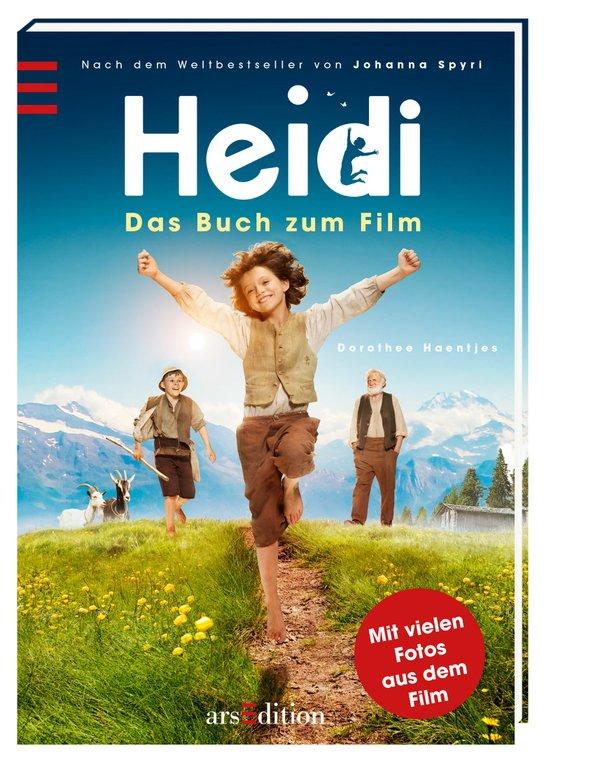 Heidi, Adventskalender 2015