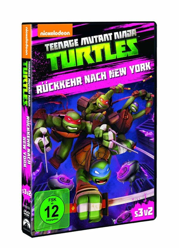 Teenage Mutant Ninja Turtles, Adventskalender 2015