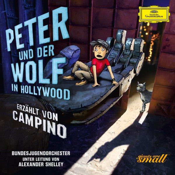 Peter und der Wolf in Hollywood zu gewinnen!