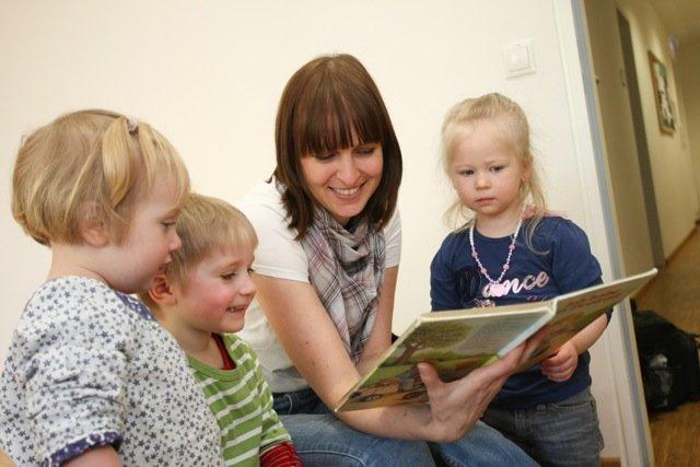 vorlesetag, SOS-Kinderdorfzentrum