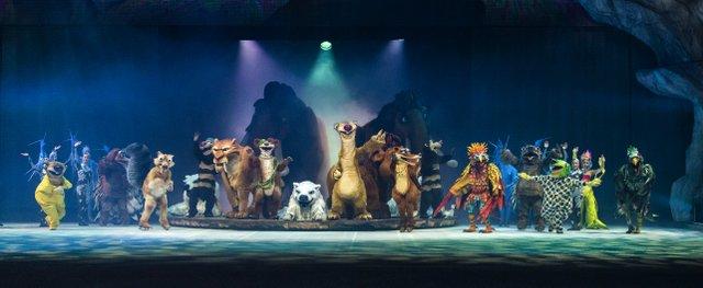 Ice Age Live, ÖVB-Arena