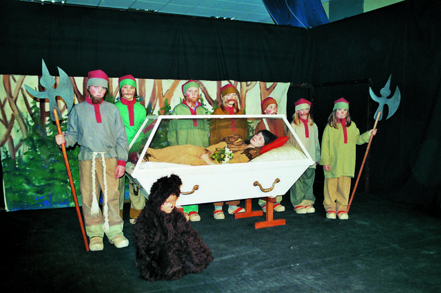 Schneewittchen und die sieben Zwerge, Theater 62