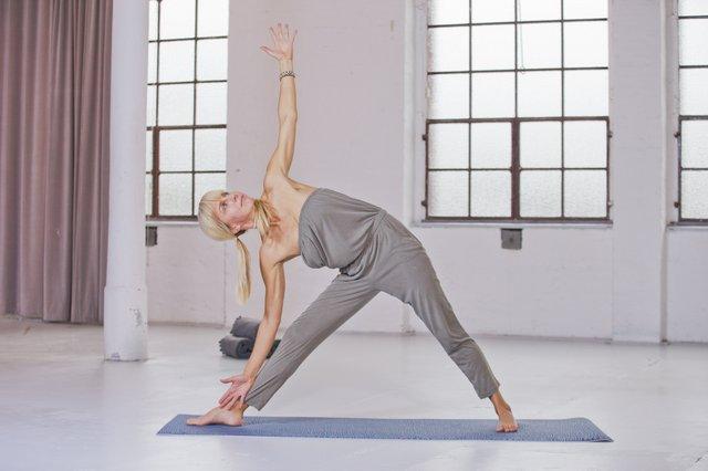 Täglich Yoga