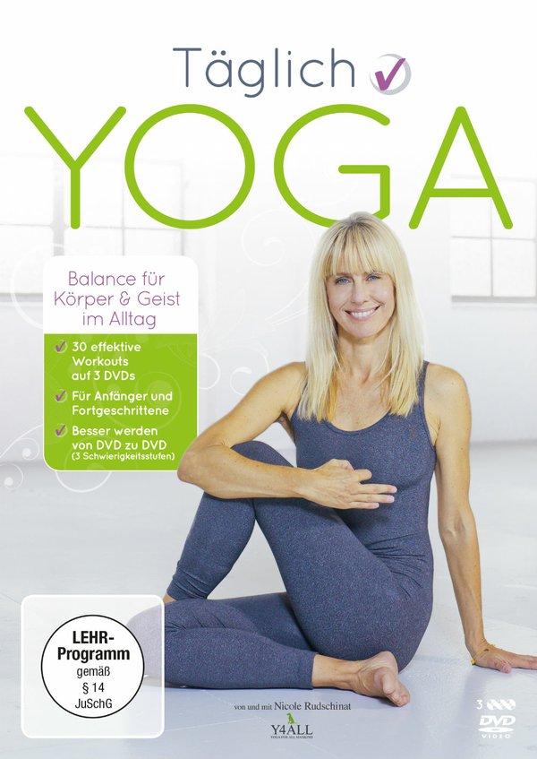 Täglich Yoga_Cover