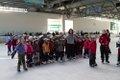 Eislaufschule, Paradice Eissporthalle