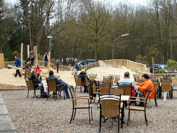 Wolfcenter Dörverden Spielplatz