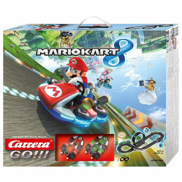 Carrera GO!!!_Nintendo Mario Kart 8