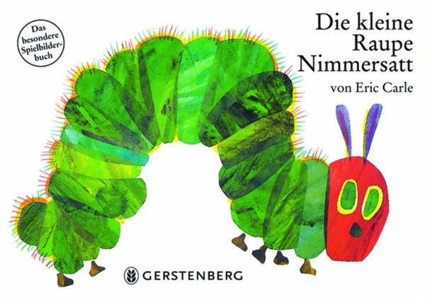 CARL_DIE_KLEINE_RAUPE_NIMMERSATT (c) Gerstenberg Verlag