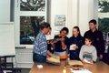 Die Kinderredaktion zu Besuch beim Sprengmeister, 1998