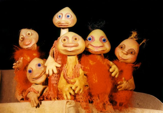 Die kleinen Leute von Swabedoo, Ambrella-Figurentheater